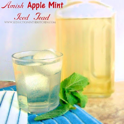 Amish Apple Mint Iced Tea
