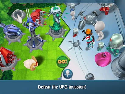 Tower Madness 2: 3D Defense APK for Bluestacks
