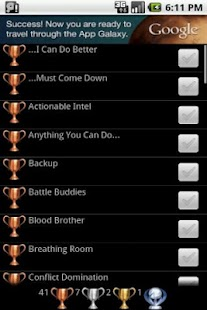 Trophies 4 Future Soldier - screenshot