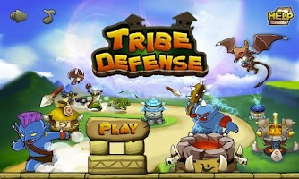 Screenshot of Tribe Defense