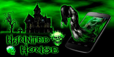Screenshot of Haunted House GO Theme