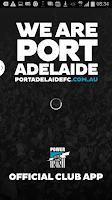 Screenshot of Port Adelaide Official App
