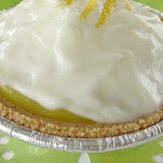 Mini Lemon Cream Pies (No Bake)