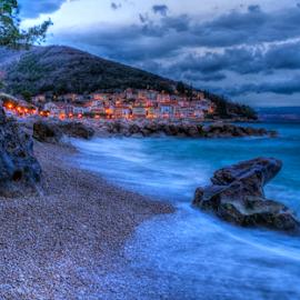 Sand and Sea by Siniša Biljan - Landscapes Beaches