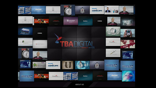 TBA Digital Inc. Showcase