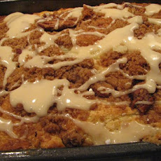 Barefoot Contessa's Sour Cream Coffee Cake