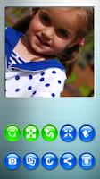 Screenshot of InstaSquare