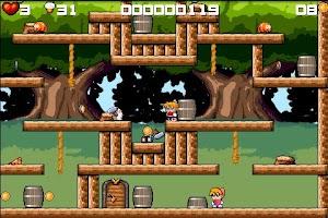 Screenshot of Yokiyo FREE