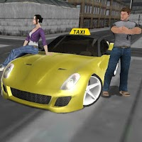 Crazy Driver Taxi Duty 3D For PC (Windows And Mac)