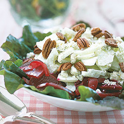 Apple-and-Beet Salad