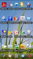 Screenshot of Symbian Theme ADW Donate