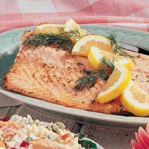 Baked Salmon White Wine Lemon | Salmon Fillet, Lemon Cake and Baked ...