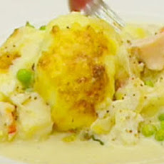 Posh Fish Pie