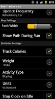 Screenshot of Ride Tracker
