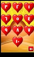 Screenshot of لعبة الحب العربي