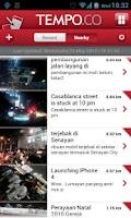 Screenshot of Tempo.co
