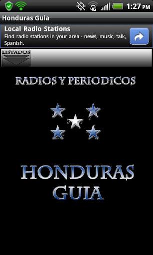 Honduras Guia