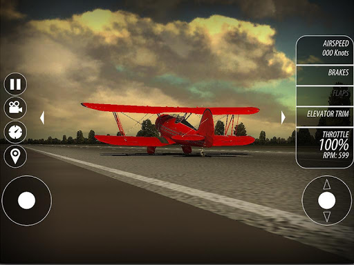 TheFlight GE Flight Simulator - screenshot