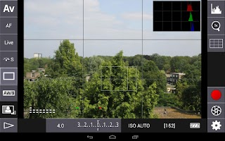 Screenshot of DSLR Controller (BETA)
