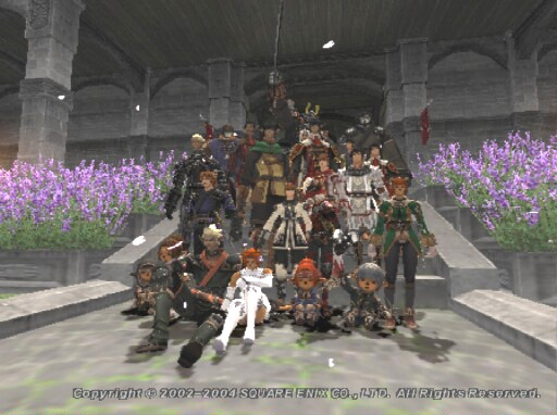 Final Fantasy XI Chains of Promathia