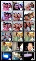 Screenshot of Audio Photos