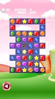 Screenshot of Sweet Candy Match 3