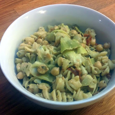 One-Pot Artichoke Fusilli