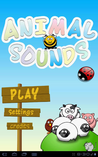 Baby Toy: Animal Sounds