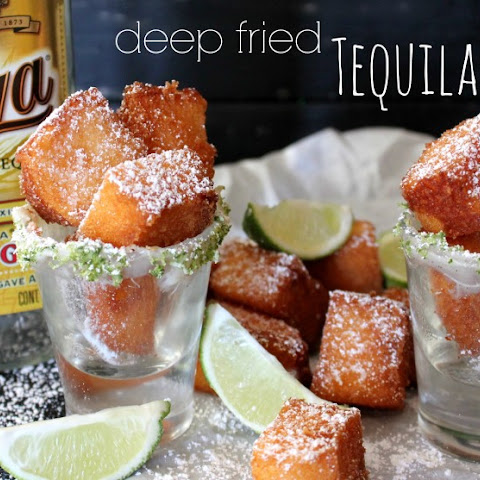 ~Deep Fried Tequila Shots!