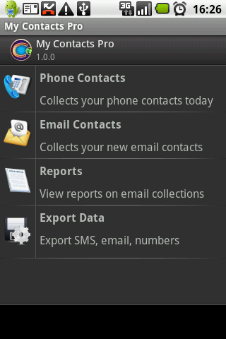 My Contacts Pro
