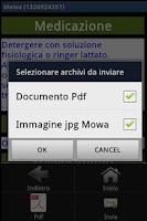 Screenshot of MOWA – Wound Care Solution