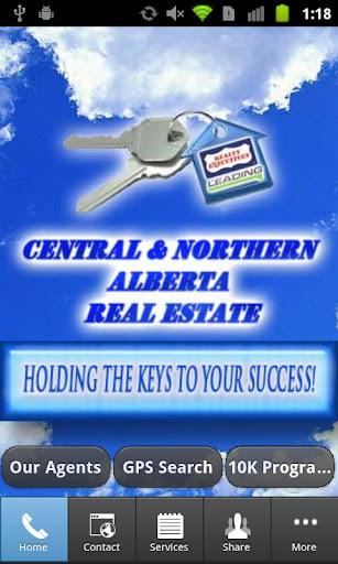 Central Northern Alberta Rea