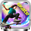 Speed skaters free