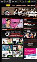 Screenshot of DEFJAY Radio - 100% R&B