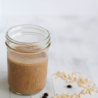 Mocha-Banana Breakfast Smoothie