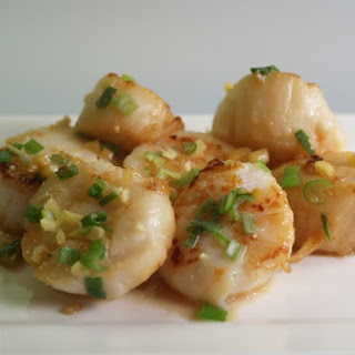 Ginger Scallops