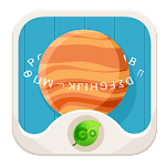 GO Keyboard Fantasy Fonts,Text 3.1 Apk