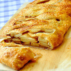 Shortcut Apple Strudel