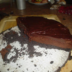 Very Chocolate Cheesecake