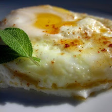 Turkish Poached Eggs With Yogurt and Spicy Sage Butter