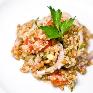 Quinoa Wheat Berry Recipes