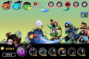 Screenshot of Defen-G Astro POP - FREE