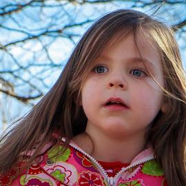 Childhood wonder by Carol Plummer - Babies & Children Children Candids