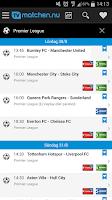 Screenshot of TVmatchen.nu - sport på TV