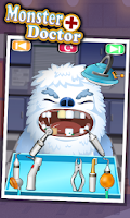 Screenshot of Monster Doctor - kids games