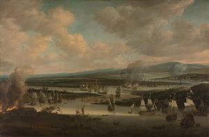 RIJKS: Willem Schellinks: painting 1678