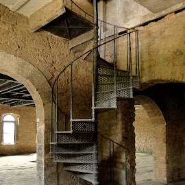 Old Spiral by Marcos Sanchez - Buildings & Architecture Architectural Detail (  )