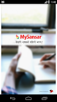 Screenshot of MySansar