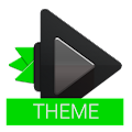 Dark Green Theme APK for Bluestacks