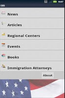 Screenshot of EB5